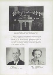 Page 15, 1943 Edition, Elgin High School - Maroon Yearbook (Elgin, IL) online yearbook collection