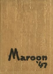 Page 1, 1947 Edition, Elgin High School - Maroon Yearbook (Elgin, IL) online yearbook collection