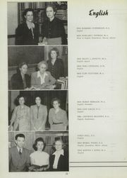Page 14, 1947 Edition, Elgin High School - Maroon Yearbook (Elgin, IL) online yearbook collection