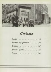 Page 9, 1947 Edition, Elgin High School - Maroon Yearbook (Elgin, IL) online yearbook collection