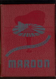 1950 Edition, Elgin High School - Maroon Yearbook (Elgin, IL)