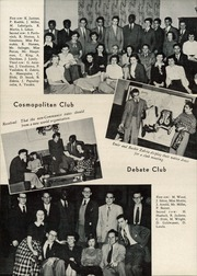 Page 126, 1952 Edition, Elgin High School - Maroon Yearbook (Elgin, IL) online yearbook collection