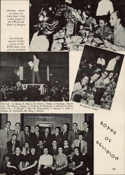 Page 129, 1952 Edition, Elgin High School - Maroon Yearbook (Elgin, IL) online yearbook collection