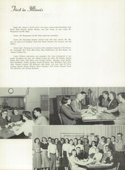 Page 11, 1953 Edition, Elgin High School - Maroon Yearbook (Elgin, IL) online yearbook collection