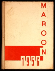 1956 Edition, Elgin High School - Maroon Yearbook (Elgin, IL)