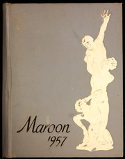 1957 Edition, Elgin High School - Maroon Yearbook (Elgin, IL)