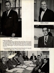 Page 14, 1957 Edition, Elgin High School - Maroon Yearbook (Elgin, IL) online yearbook collection