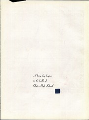 Page 9, 1957 Edition, Elgin High School - Maroon Yearbook (Elgin, IL) online yearbook collection