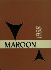 1958 Edition, Elgin High School - Maroon Yearbook (Elgin, IL)