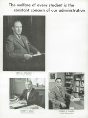 Page 14, 1958 Edition, Elgin High School - Maroon Yearbook (Elgin, IL) online yearbook collection