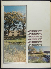1975 Edition, Elgin High School - Maroon Yearbook (Elgin, IL)