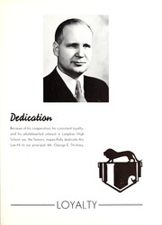 Page 9, 1938 Edition, Lanphier High School - Lan Hi Yearbook (Springfield, IL) online yearbook collection