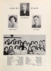 Page 11, 1944 Edition, Lanphier High School - Lan Hi Yearbook (Springfield, IL) online yearbook collection
