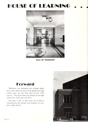 Page 10, 1947 Edition, Lanphier High School - Lan Hi Yearbook (Springfield, IL) online yearbook collection