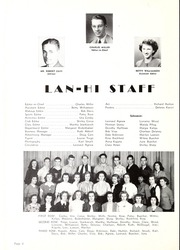 Page 12, 1947 Edition, Lanphier High School - Lan Hi Yearbook (Springfield, IL) online yearbook collection