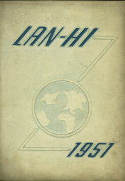 1951 Edition, Lanphier High School - Lan Hi Yearbook (Springfield, IL)