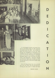 Page 10, 1951 Edition, Lanphier High School - Lan Hi Yearbook (Springfield, IL) online yearbook collection