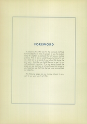 Page 8, 1951 Edition, Lanphier High School - Lan Hi Yearbook (Springfield, IL) online yearbook collection