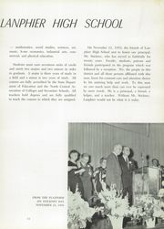 Page 15, 1954 Edition, Lanphier High School - Lan Hi Yearbook (Springfield, IL) online yearbook collection