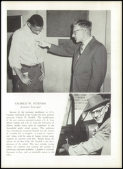 Page 13, 1955 Edition, Lanphier High School - Lan Hi Yearbook (Springfield, IL) online yearbook collection