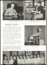 Page 15, 1955 Edition, Lanphier High School - Lan Hi Yearbook (Springfield, IL) online yearbook collection