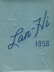 1956 Edition, Lanphier High School - Lan Hi Yearbook (Springfield, IL)
