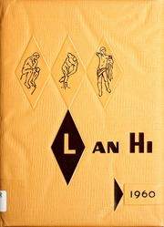 1960 Edition, Lanphier High School - Lan Hi Yearbook (Springfield, IL)