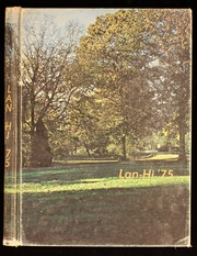1975 Edition, Lanphier High School - Lan Hi Yearbook (Springfield, IL)