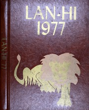 1977 Edition, Lanphier High School - Lan Hi Yearbook (Springfield, IL)