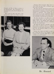 Page 13, 1958 Edition, Evergreen Park High School - Eta Pi Chi Yearbook (Evergreen Park, IL) online yearbook collection