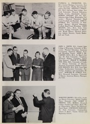 Page 17, 1958 Edition, Evergreen Park High School - Eta Pi Chi Yearbook (Evergreen Park, IL) online yearbook collection