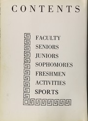 Page 8, 1958 Edition, Evergreen Park High School - Eta Pi Chi Yearbook (Evergreen Park, IL) online yearbook collection