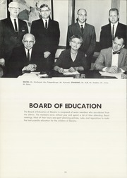 Page 16, 1962 Edition, Eisenhower High School - Pantherama Yearbook (Decatur, IL) online yearbook collection