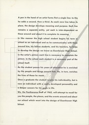 Page 8, 1962 Edition, Eisenhower High School - Pantherama Yearbook (Decatur, IL) online yearbook collection
