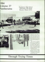 Page 3, 1984 Edition, Eisenhower High School - Pantherama Yearbook (Decatur, IL) online yearbook collection