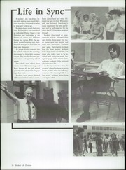 Page 12, 1985 Edition, Eisenhower High School - Pantherama Yearbook (Decatur, IL) online yearbook collection