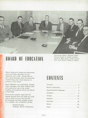 Page 11, 1959 Edition, Rich Township High School - Lagoon Yearbook (Park Forest, IL) online yearbook collection