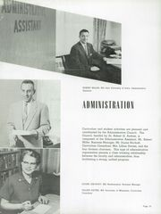 Page 14, 1959 Edition, Rich Township High School - Lagoon Yearbook (Park Forest, IL) online yearbook collection