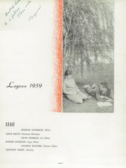 Page 5, 1959 Edition, Rich Township High School - Lagoon Yearbook (Park Forest, IL) online yearbook collection