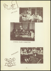 Page 10, 1940 Edition, Dupo Community High School - El Tigre Yearbook (Dupo, IL) online yearbook collection