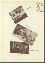 Page 12, 1940 Edition, Dupo Community High School - El Tigre Yearbook (Dupo, IL) online yearbook collection
