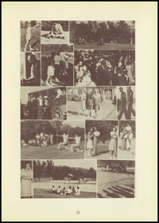 Page 13, 1940 Edition, Dupo Community High School - El Tigre Yearbook (Dupo, IL) online yearbook collection