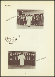 Page 17, 1940 Edition, Dupo Community High School - El Tigre Yearbook (Dupo, IL) online yearbook collection