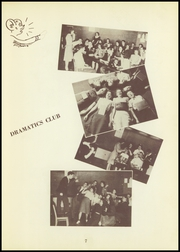 Page 9, 1940 Edition, Dupo Community High School - El Tigre Yearbook (Dupo, IL) online yearbook collection