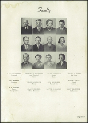 Page 11, 1948 Edition, Dupo Community High School - El Tigre Yearbook (Dupo, IL) online yearbook collection
