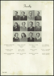Page 12, 1948 Edition, Dupo Community High School - El Tigre Yearbook (Dupo, IL) online yearbook collection