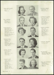 Page 16, 1948 Edition, Dupo Community High School - El Tigre Yearbook (Dupo, IL) online yearbook collection