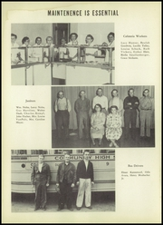 Page 12, 1953 Edition, Dupo Community High School - El Tigre Yearbook (Dupo, IL) online yearbook collection