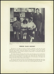 Page 15, 1953 Edition, Dupo Community High School - El Tigre Yearbook (Dupo, IL) online yearbook collection