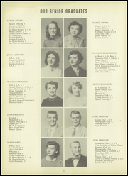 Page 16, 1953 Edition, Dupo Community High School - El Tigre Yearbook (Dupo, IL) online yearbook collection